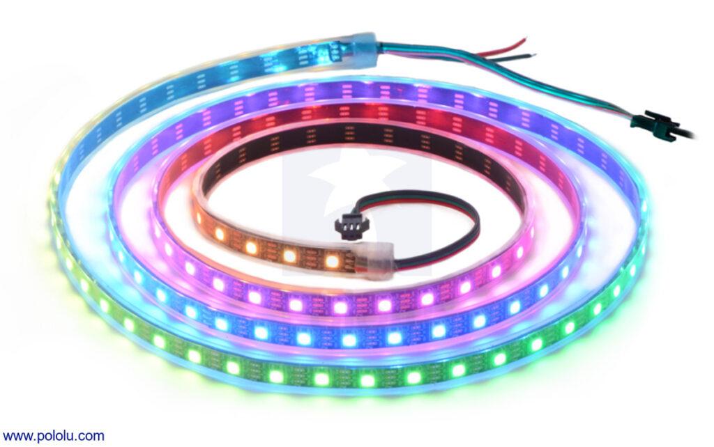 Slimme LEDstrip